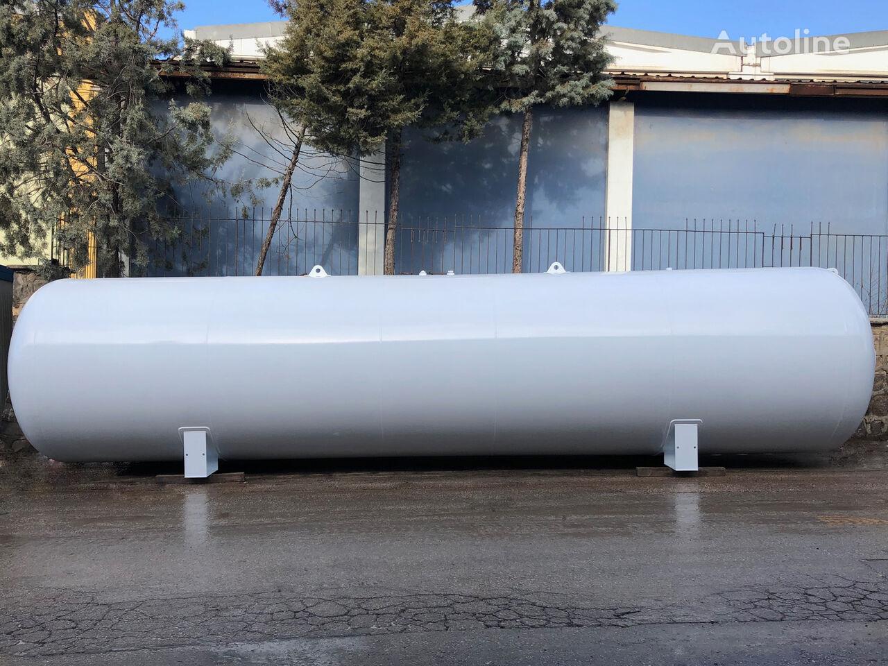 HAMAX TAS47 LPG ABOVEGROUND STORAGE TANK cisterna de gas nueva