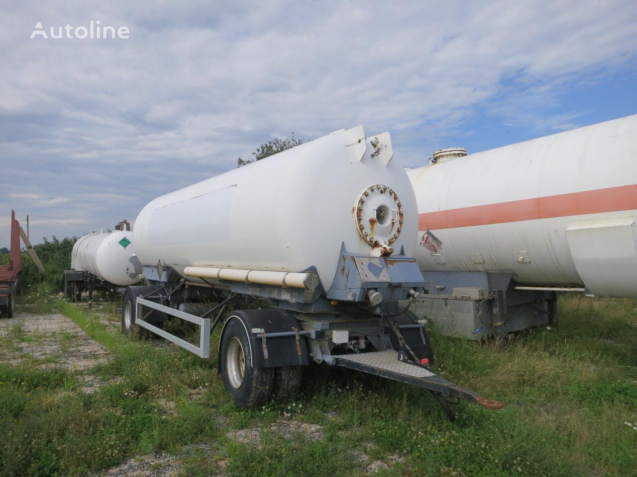 INTERCONSULT 24 000 liter cisterna de gas