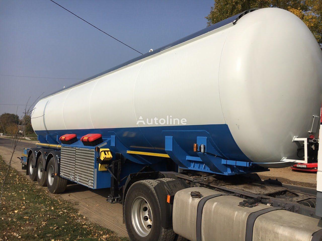 Jeho 99984 LPG cisterna de gas nueva