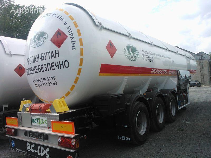 LDS NCG-46 cisterna de gas nueva
