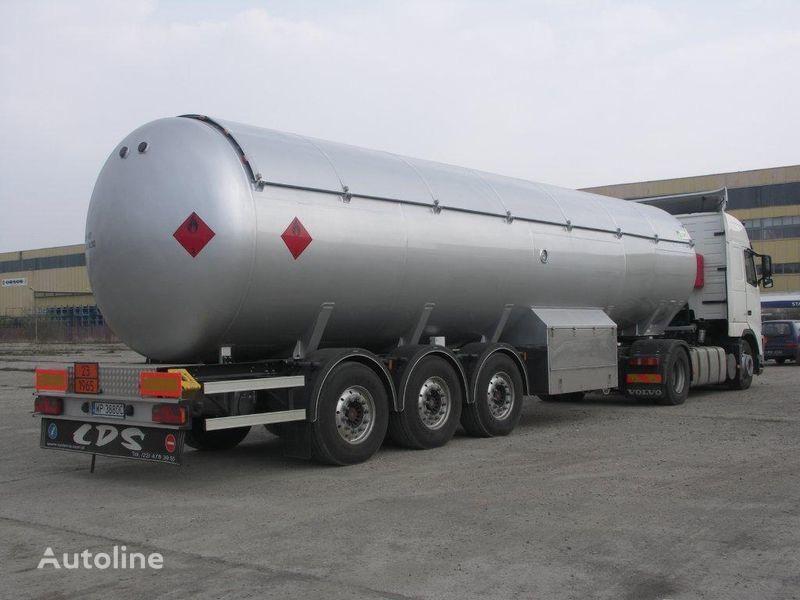 LDS NCG-48 cisterna de gas nueva