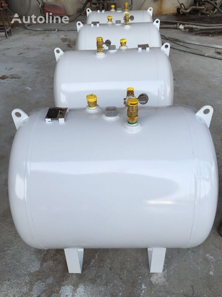 LPG Domestic Tanks cisterna de gas