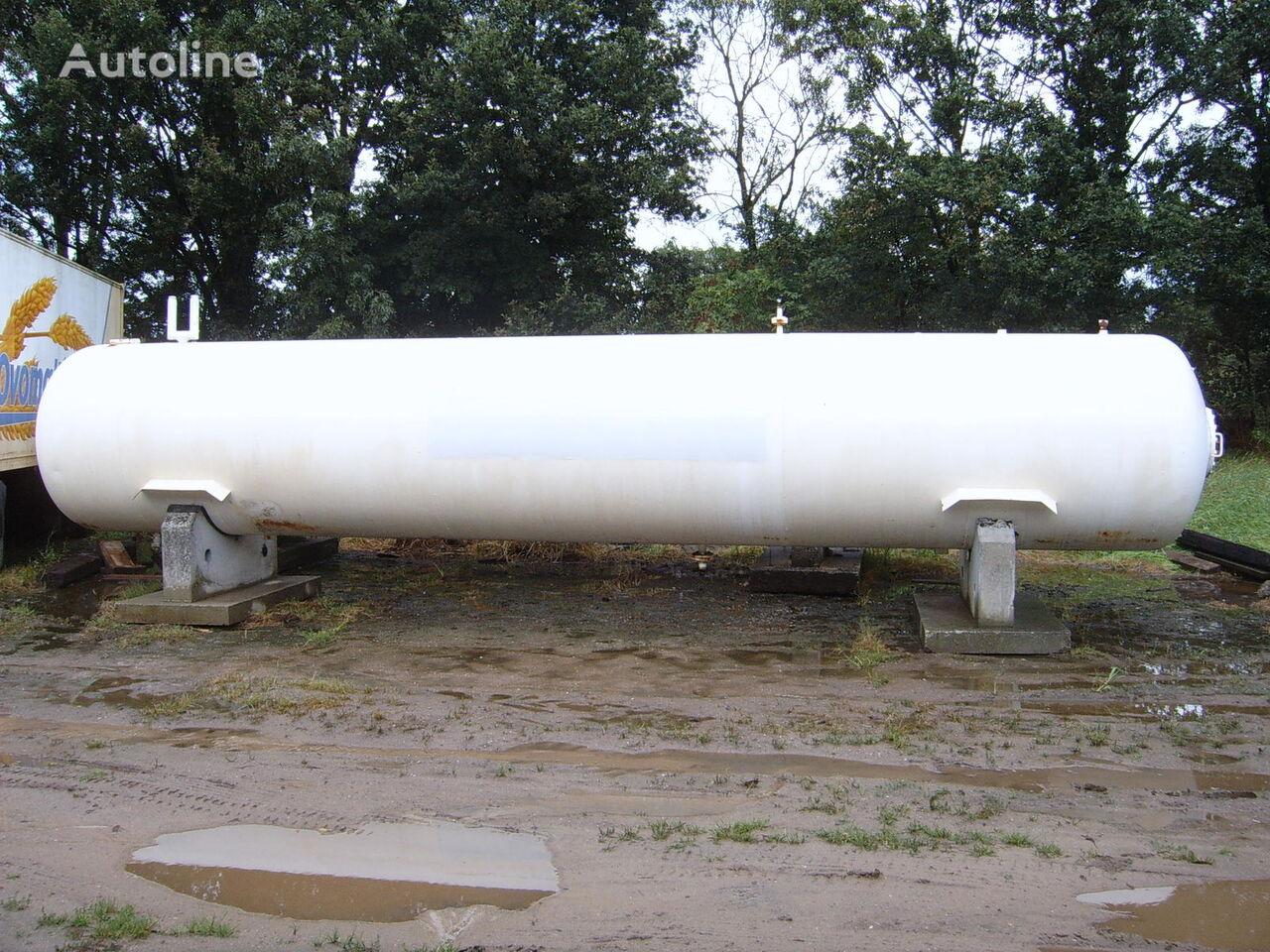 cisterna de gas LPG GASTANK