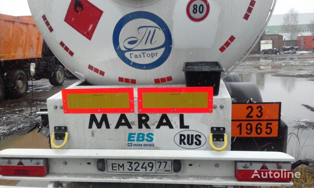 Maral Trailer cisterna de gas