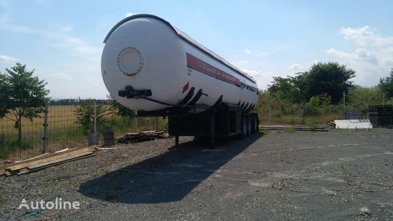 VAN HOOL 55857 LITER LPG cisterna de gas