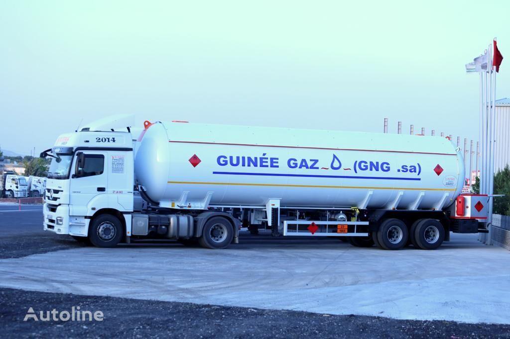 YILTEKS LPG SEMI-TRAILER cisterna de gas nueva