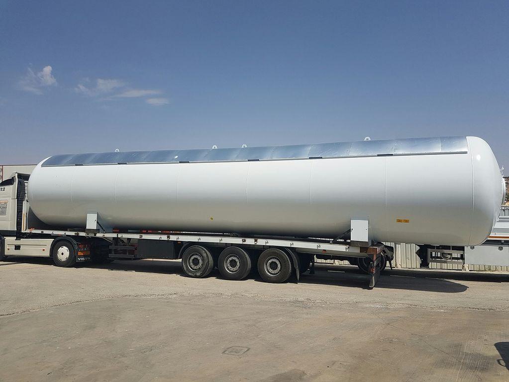YILTEKS LPG Storage Tank cisterna de gas nueva