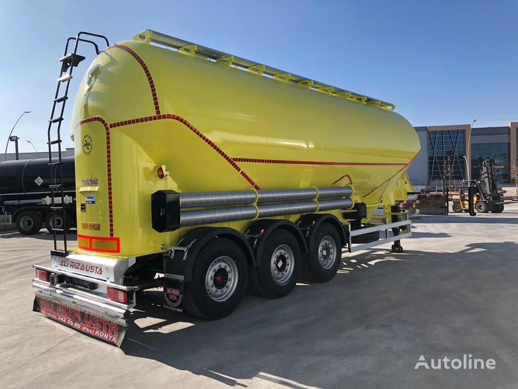 ALI RIZA USTA Millenium Mukovoz cisterna para transporte de harina nuevo