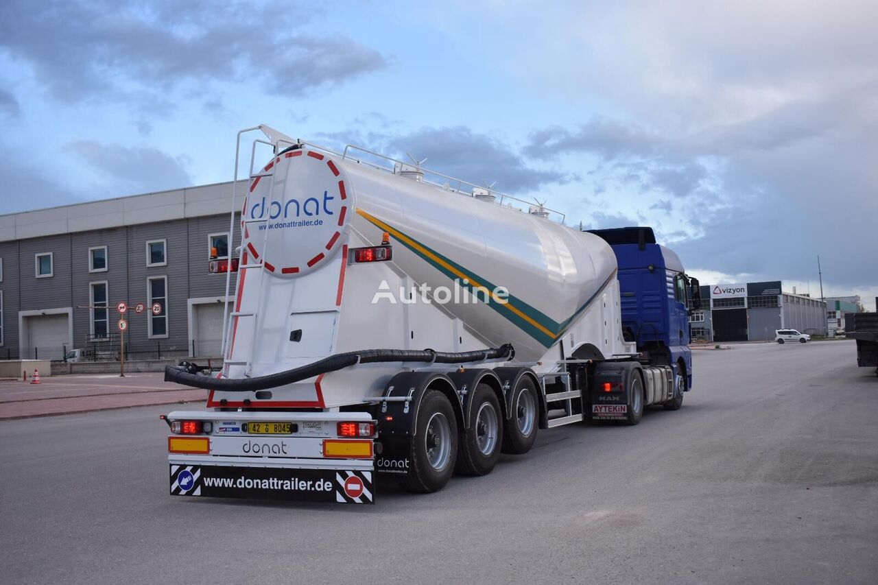 DONAT cisterna para transporte de harina nuevo