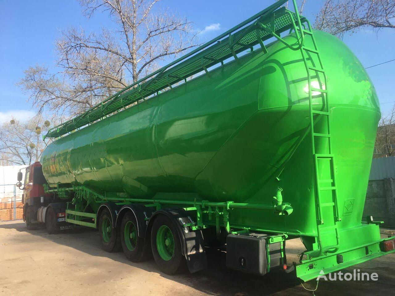 FELDBINDER EUT 56.3 cisterna para transporte de harina