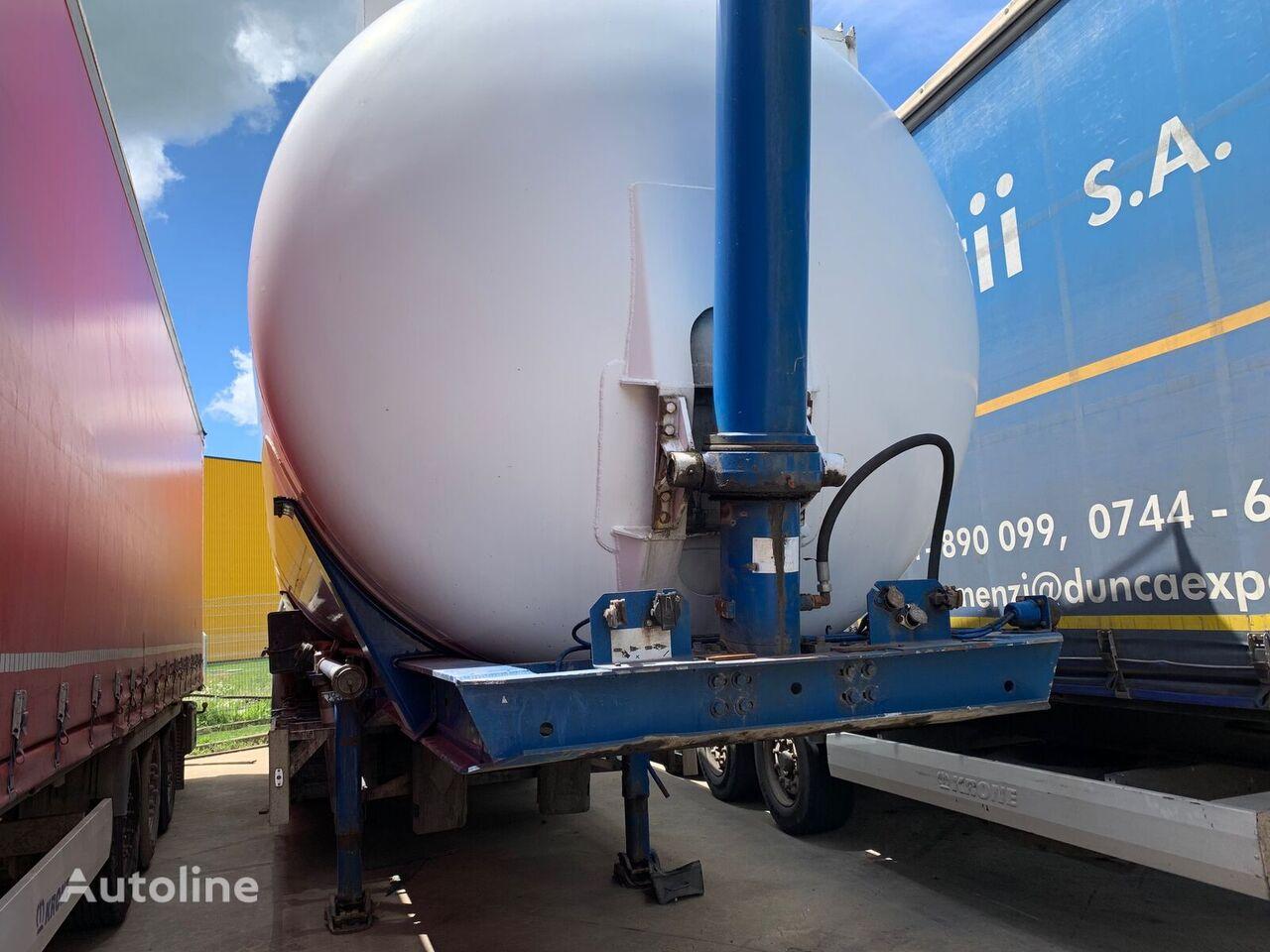 FELDBINDER KIP 60.3 cisterna para transporte de harina