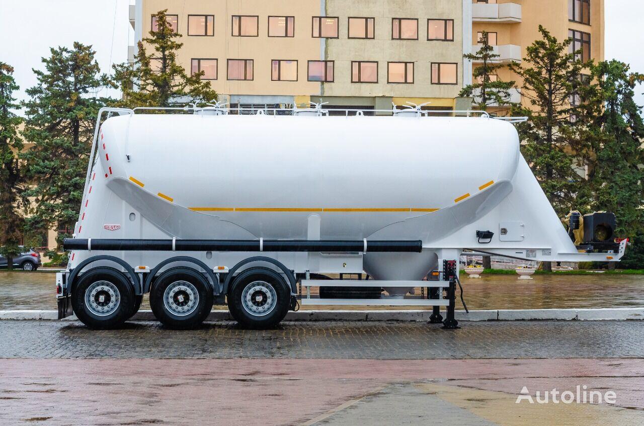 GUVEN Milenium cisterna para transporte de harina nuevo