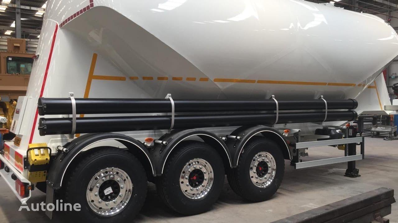 Katmerciler Kardesler cisterna para transporte de harina nuevo