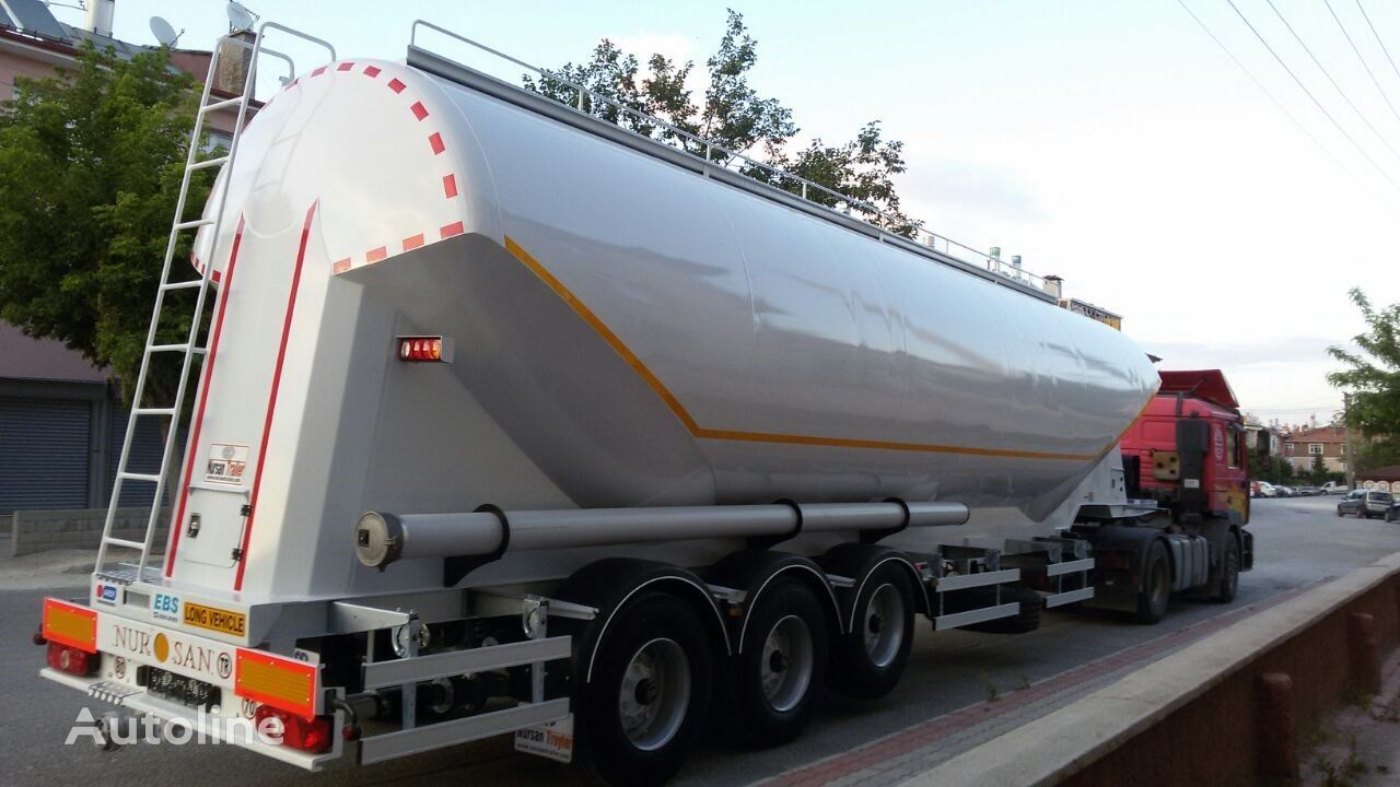 NURSAN cisterna para transporte de harina nuevo