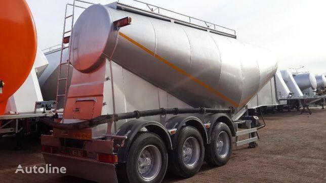 NURSAN TIPA V cisterna para transporte de harina nuevo