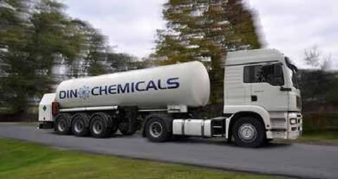 CRYOCAN cisterna química nueva