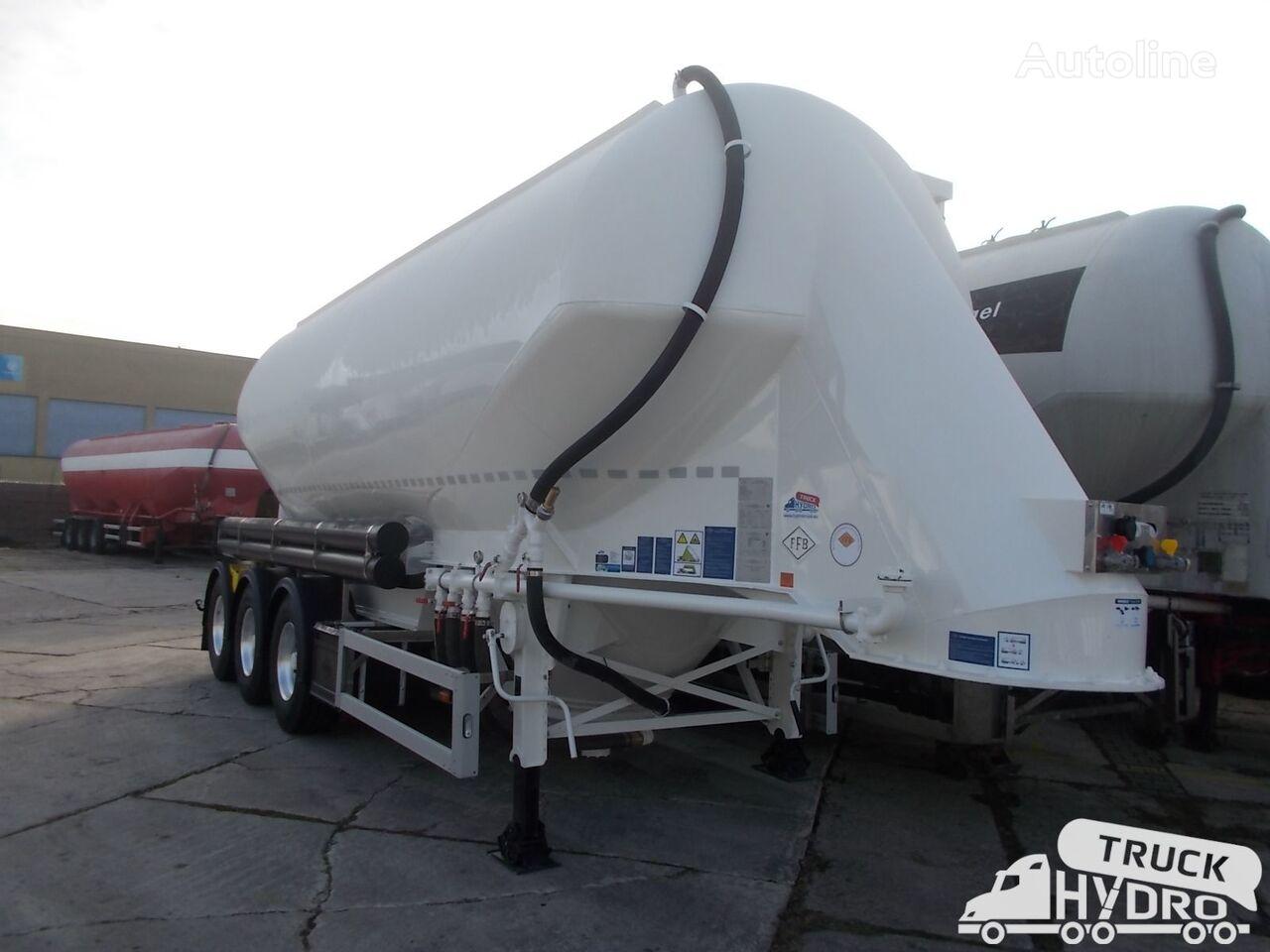 FELDBINDER EUT 37.3  cisterna silo
