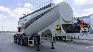 MAS TRAILER TANKER 32 m3 V Type Cement Tanker Trailer From Manufacturer cisterna silo nueva