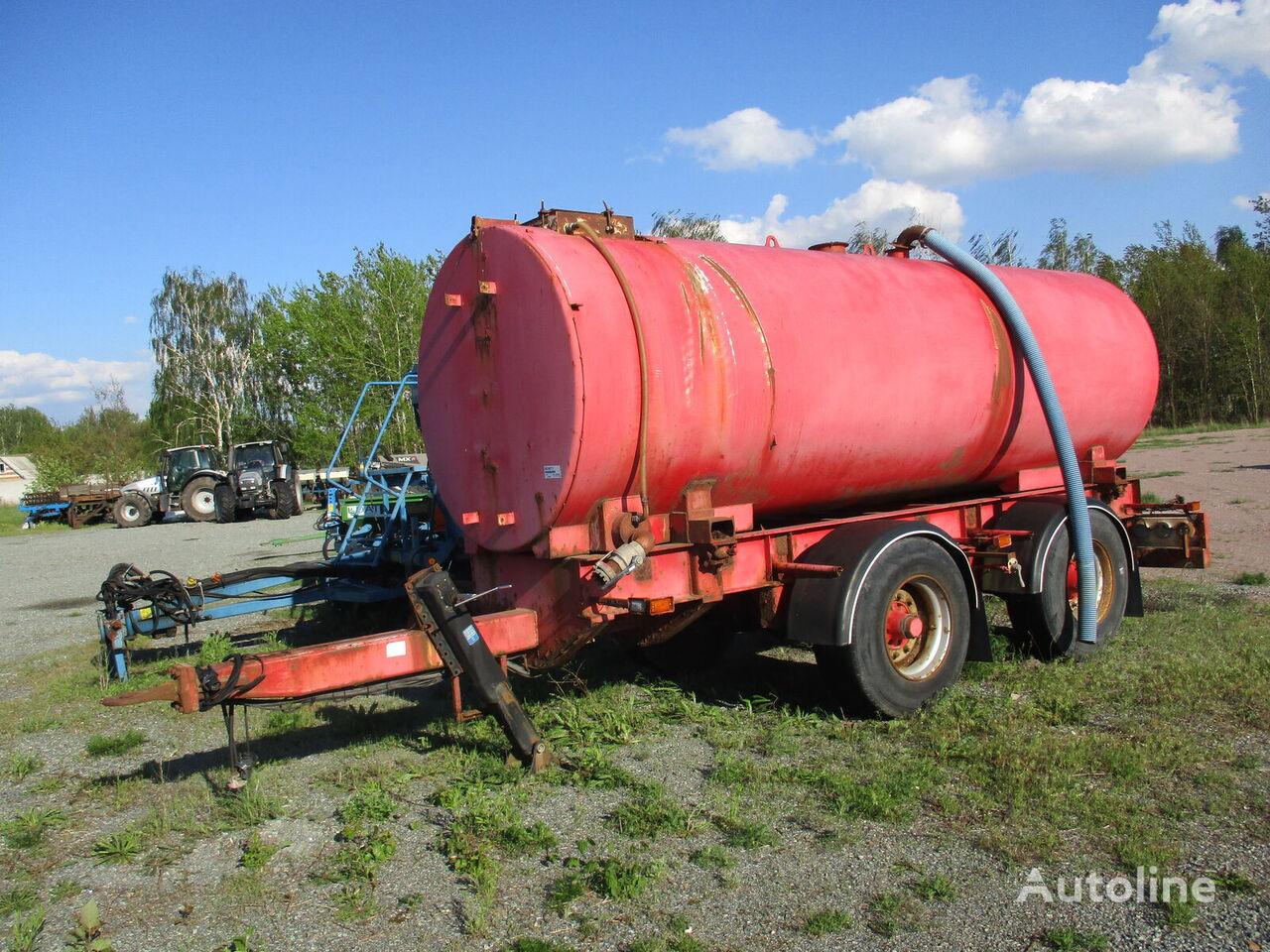 DELTA 14 kub. cisterna