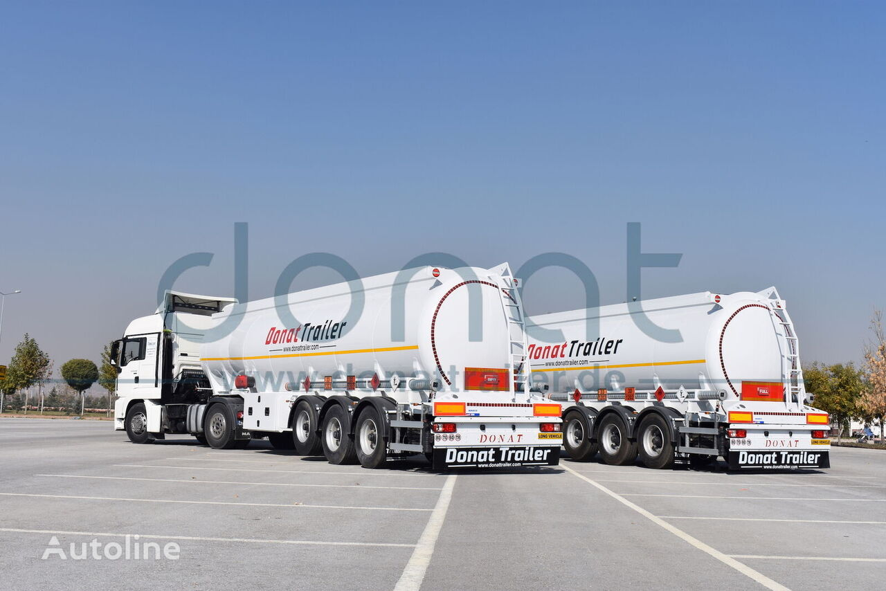 DONAT Tanker for Petrol Products cisterna nueva