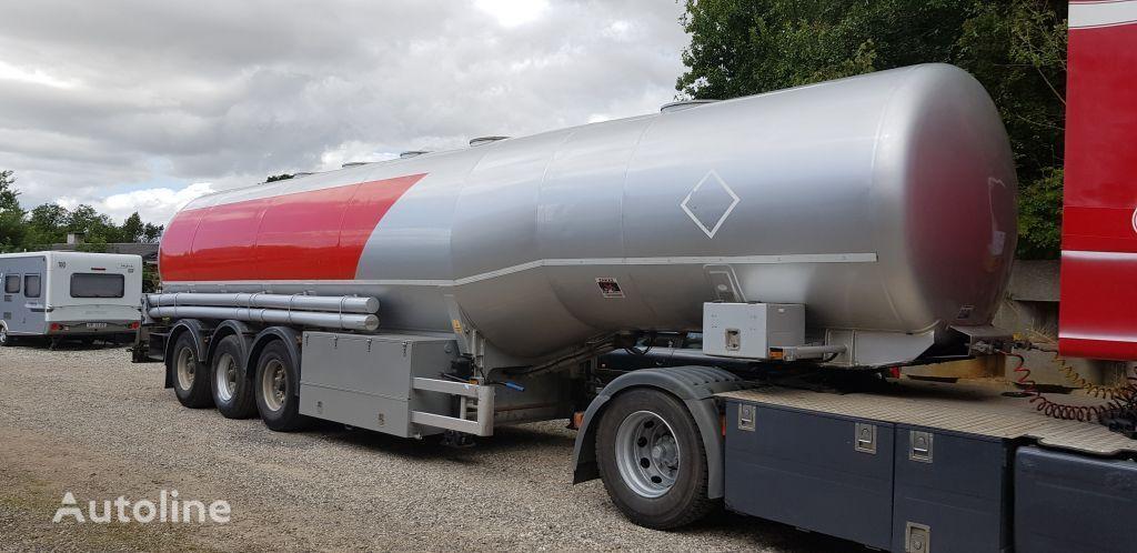 KASSBOHRER Tank 40000 Liter Petrol/Fuel ADR cisterna nueva