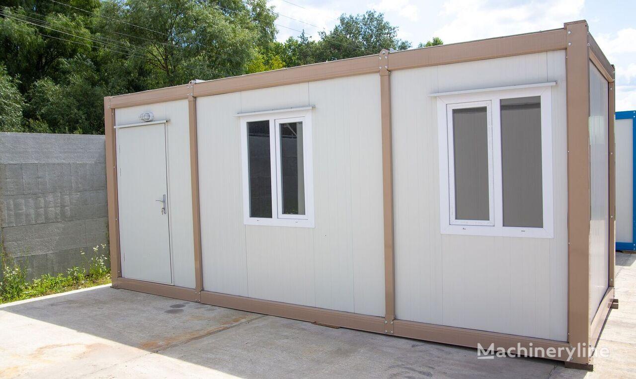 Karmod SB_2005_EPS ofisnyy blok konteyner s tualetom i dushem. caseta de obra nueva