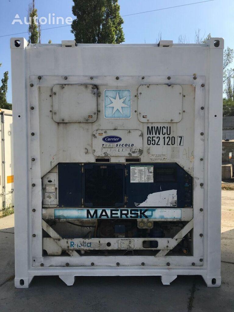 Carrier  contenedor frigorífico 10 pies