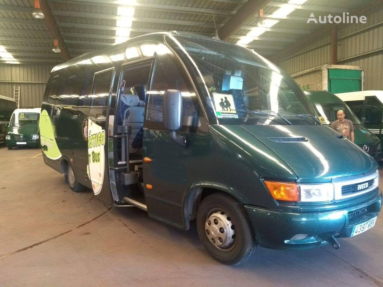 furgoneta de pasajeros IVECO Indicar wing