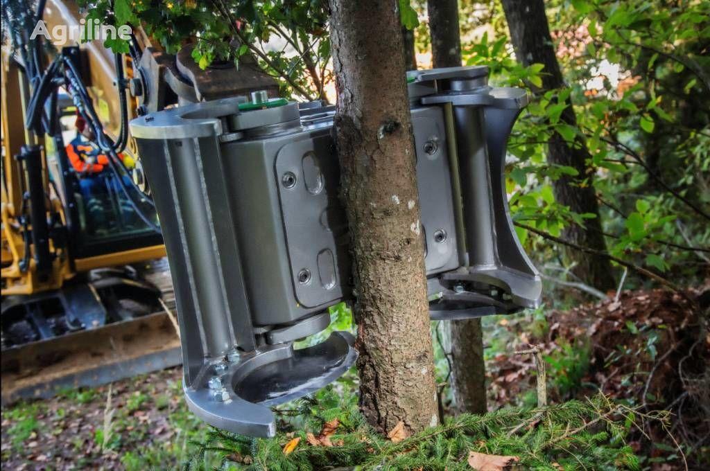 cabezal procesador TREE Shears / Log Grapple / Energy Wood Grapple nuevo
