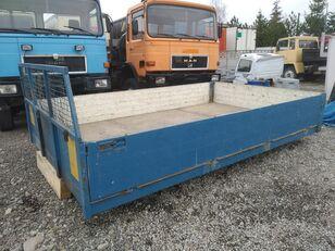 Sasso Zabudowa SAXAS carrocería caja abierta