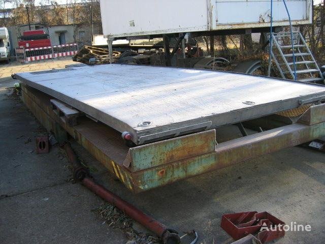 IVECO Eurocargo 80 carrocería caja abierta