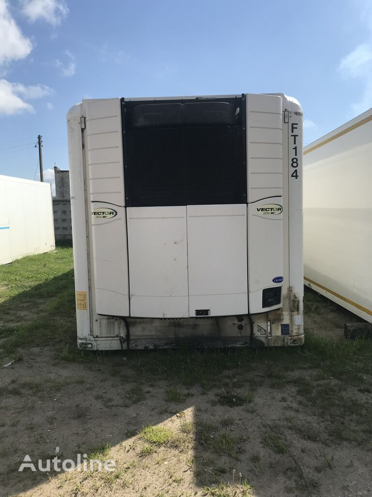 LAMBERET Gray Adams carrocería frigorífica
