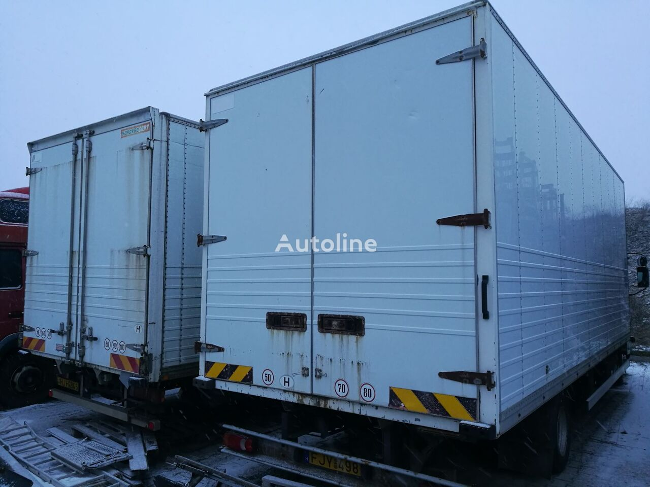 ALUVAN carrocería furgón