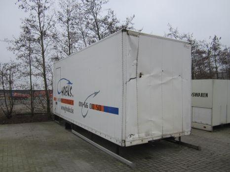 DIVERSE container carrocería furgón