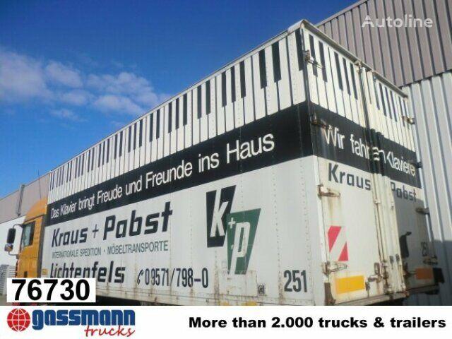 Andere WB Koffer carrocería intercambiable furgón