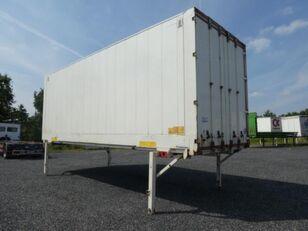 KRONE Wechselkoffer Heck hohe Portaltüren carrocería intercambiable furgón