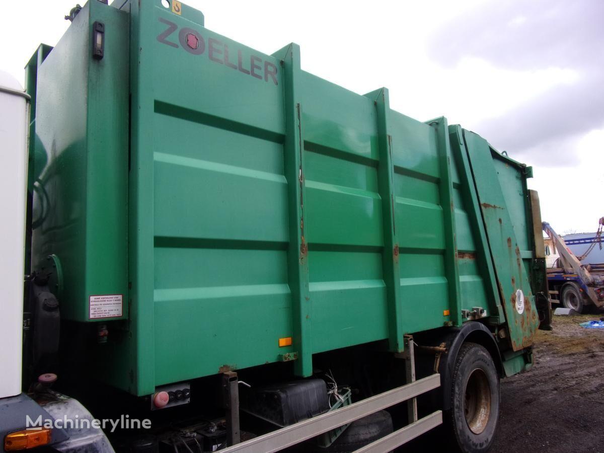Zoeller Ostatní nástavba Zoeller carrocería para camión de basura