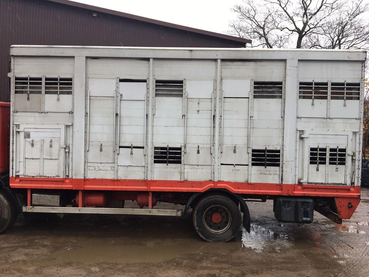 JENSEN carrocería para transporte de ganado
