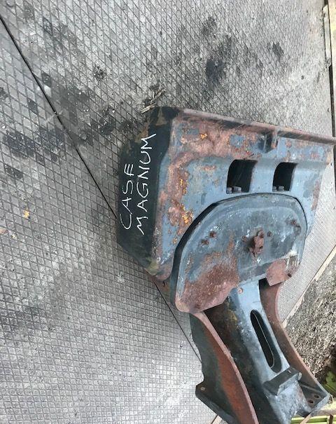 CASE IH Magnum contrapeso de tractor