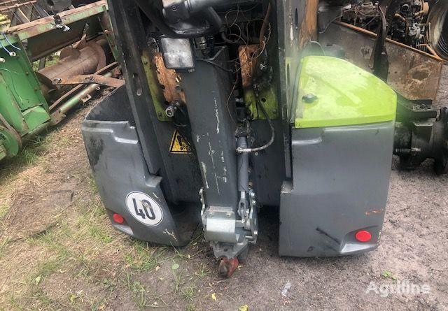 CLAAS Scorpion 9050 - Balast contrapeso de tractor