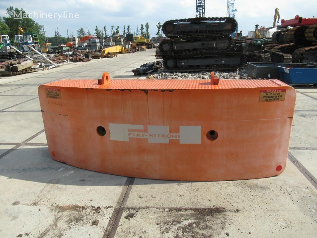 HITACHI FH450LCH-3 contrapeso de tractor