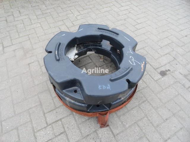 Hinterradgewichte CNH 227 kg contrapeso nuevo