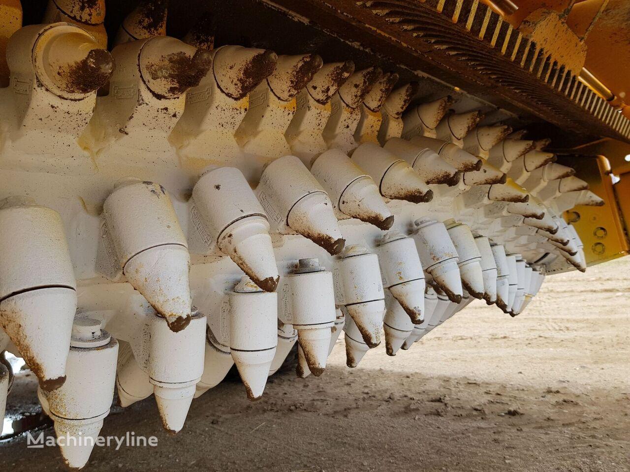 VALENTINI LEON 1500 cortador de tambor