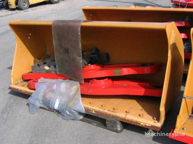 cuchara de cargadora frontal CASE nueva