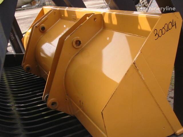 cuchara de cargadora frontal CASE 141793A1B nueva