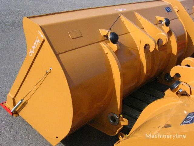 cuchara de cargadora frontal CASE 4552725 nueva