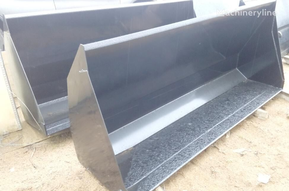 DorKomMash DKM-1000 SPADAR cuchara de cargadora frontal nueva