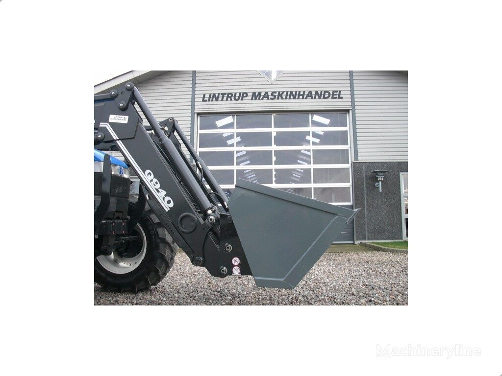 cuchara de cargadora frontal Limas       Ny 1,5m Alm. skovl med Euro