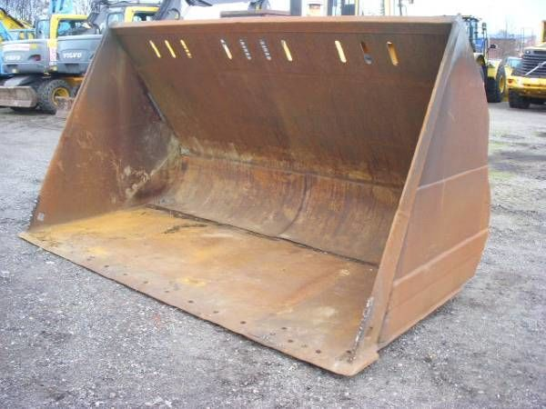 VOLVO (286) 92117 3.40 m Schaufel / bucket cuchara de cargadora frontal