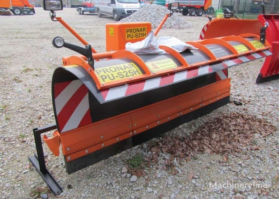 PRONAR PU-S25H, do śniegu Pług do odśnieżania, komunalny, odśni cuchilla quitanieves nueva